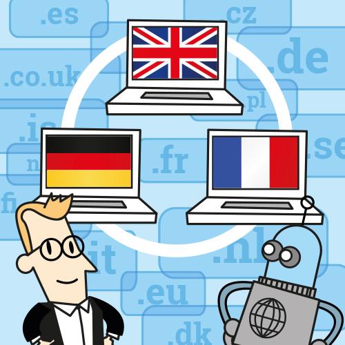 Websites UK Germany France