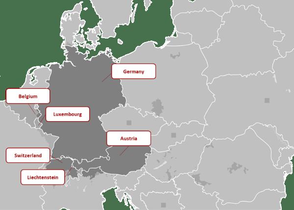 German language speakers
