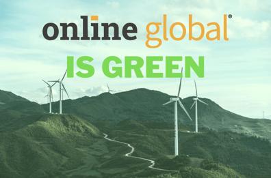 Online Global is Green-1