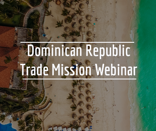 dominican republic trade mission